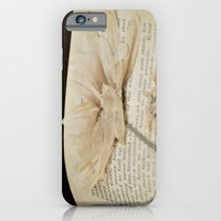 iPhone & iPod Case featuring Myths, Flowers by SilverSatellite