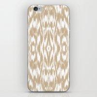Ikat: CAMEL iPhone & iPod Skin