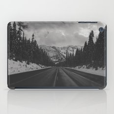December Road Trip in the Pacific Northwest iPad Case