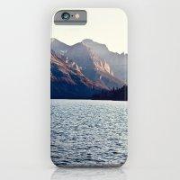 Blue Mountain Lake iPhone 6 Slim Case