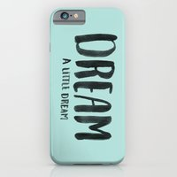 iPhone & iPod Case featuring Dream by alyissaj