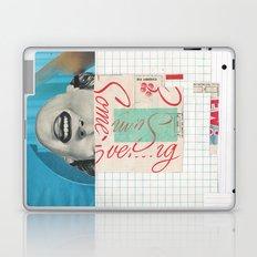 Ew Some Blue Laptop & iPad Skin