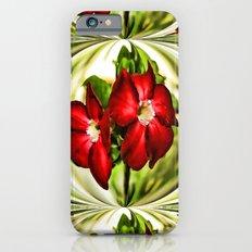Exotic Flower Unrap Slim Case iPhone 6s