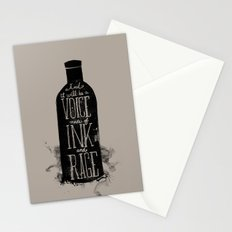 Rum Diary Stationery Cards
