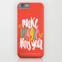 Make Magic This Year iPhone 6 Slim Case