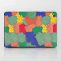 Floral Chaos iPad Case