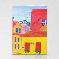 Cannaregio, Venice. (Rem… Stationery Cards
