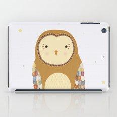 Autumn the Owl iPad Case