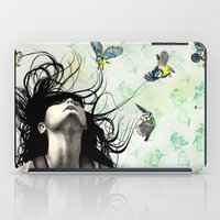Take Me Away iPad Case