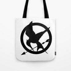The MockingJay  Tote Bag