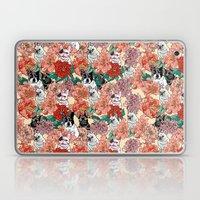 French Bullbloom Laptop & iPad Skin