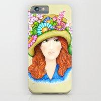 Derby Girl II iPhone 6 Slim Case