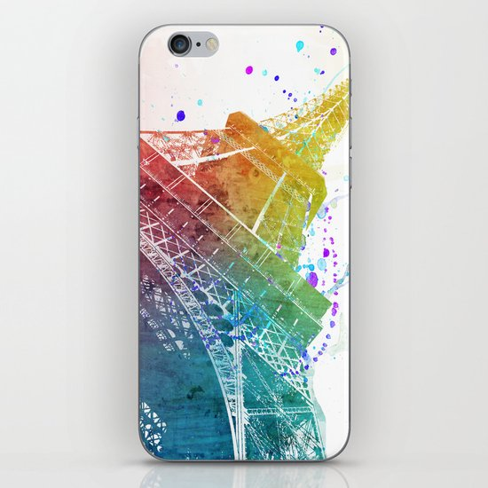 Paris je t´aime.. iPhone & iPod Skin