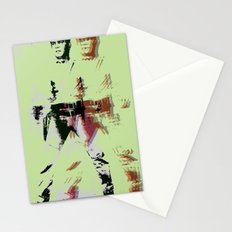 FPJ green machine Stationery Cards
