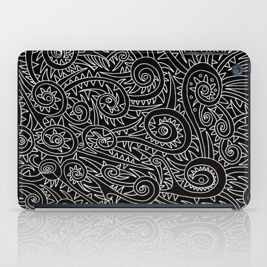- burnt - iPad Case