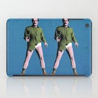 Double Walt iPad Case