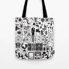 LIKES PATTERNS Tote Bag