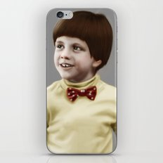 Problem Child iPhone & iPod Skin