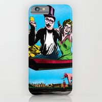 iPhone & iPod Case featuring Mystic of progress by Pierre-Paul Pariseau