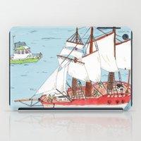 The Harbor iPad Case