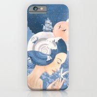 Sound of Sea iPhone 6 Slim Case
