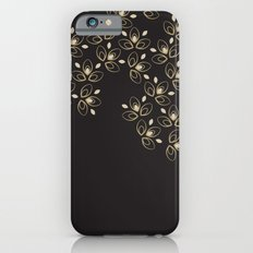 Dark Blossoms Slim Case iPhone 6s