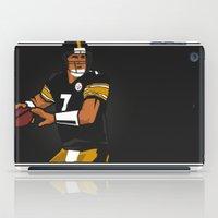 Big Ben - Steelers QB iPad Case
