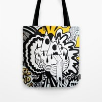 Born To Be Wild. Tote Bag