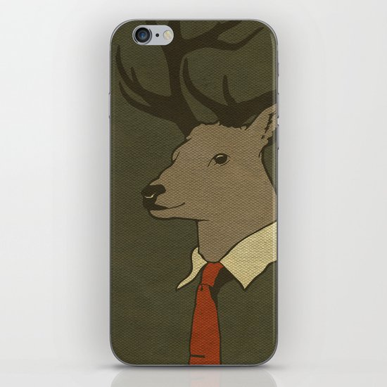 Young Professional  iPhone & iPod Skin