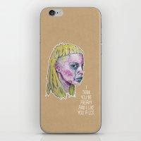 Yo-Landi Visser iPhone & iPod Skin