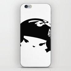 Kokeshi Head Logo Design iPhone & iPod Skin