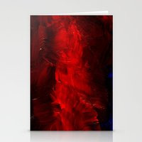 Red Cases Stationery Cards