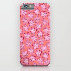 Wallflower - Rosette iPhone 6s Slim Case