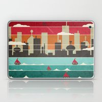 City Life Laptop & iPad Skin