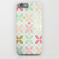 MOROCCAN TILE iPhone 6 Slim Case