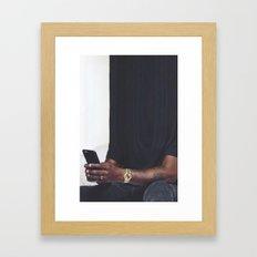 Bazaar #33 Framed Art Print