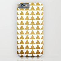 Golden iPhone 6 Slim Case