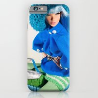 iPhone & iPod Case featuring Modular Hues by tinyfrockshop