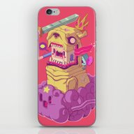 Finn And Jake iPhone & iPod Skin