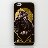 Mad Monk iPhone & iPod Skin