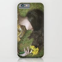 iPhone & iPod Case featuring awakening spring by Elle Hanley Photography