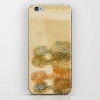 four figures iPhone & iPod Skin