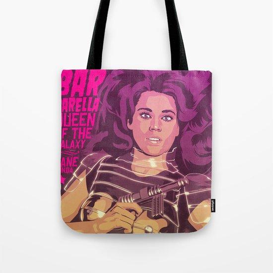 BARBARELLA Tote Bag