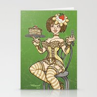 Tiramisu Stationery Cards