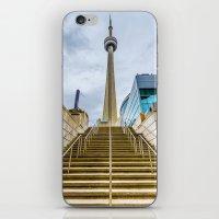 The CN Tower iPhone & iPod Skin