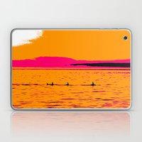 Orca Summer Laptop & iPad Skin