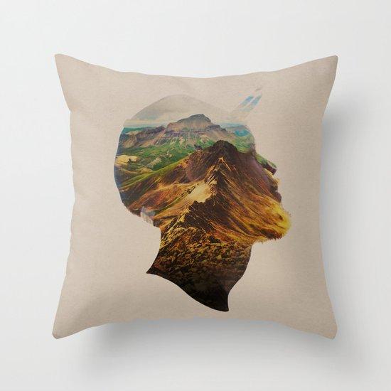 Get Away Throw Pillow