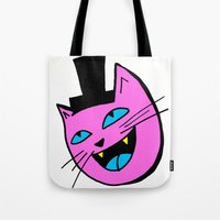 Herro Cat Tote Bag