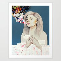 Storyteller: Recovery  Art Print