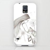 Dandelion Daze Galaxy S5 Slim Case